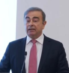 Les mésaventures de Carlos GHOSN (2018-2020)