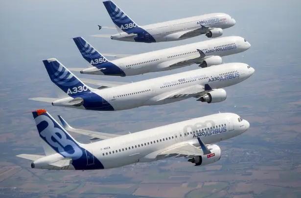Le nouveau leadership d'Airbus dans l'aéronautique…